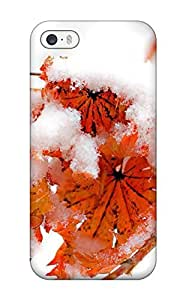 Iphone Case - Tpu Case Protective For Iphone 5/5s- Leaf Earth Nature Other