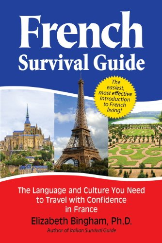 French Survival Guide Language Confidence ebook product image
