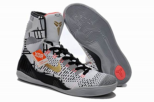 brand new e649f 4b2f5 Nike Kobe 9 Elite High Gold Collection  Amazon.ca  Shoes   Handbags