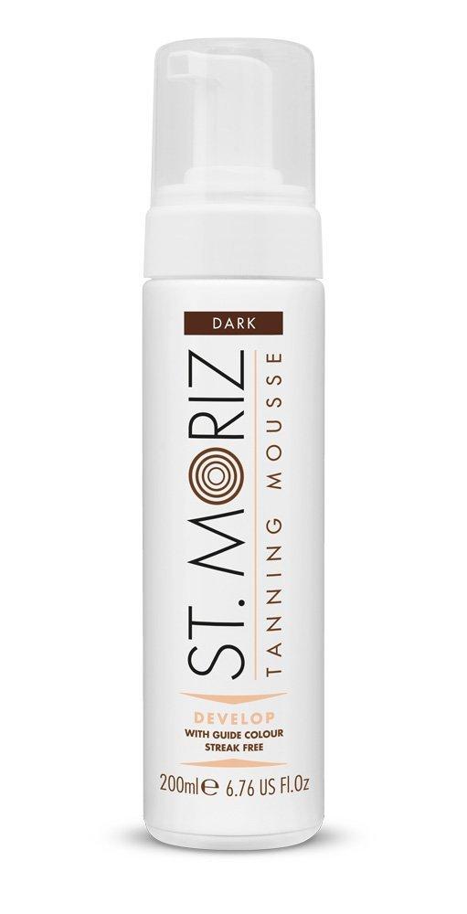 St Moriz Tanning Mousse, Dark 200 ml
