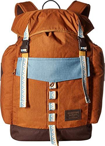 Burton Fathom Backpack, Caramel Cafe Heather ()