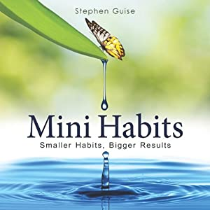 Mini Habits Audiobook