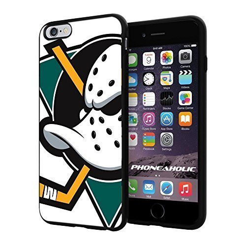 nhl-hockey-anaheim-ducks-old-logo-cool-iphone-5-5s-smartphone-case-cover-collector-iphone-tpu-rubber