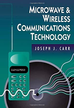 Microwave And Wireless Communications Technology Joseph border=