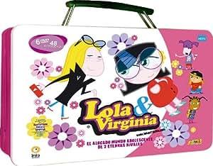 Lola & Virginia (Maletín 6 DVD + láminas)
