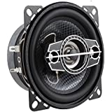 DS18 SLC-N4X 4 140W 4-Way Coaxial Speaker - Two Speakers Included
