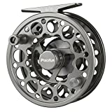 Piscifun Sword Fly Fishing Reel with CNC-machined Aluminum Alloy Body 3/4 Space Gray