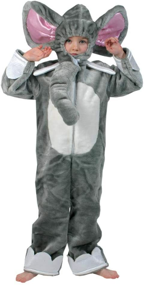 Elefante Disfraz Para Niños (Talla 116: Amazon.es: Juguetes y juegos