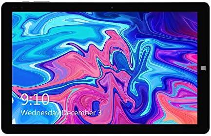 CHUWI Hi10 X Windows 10 Tablet PC with Intel N4120 Processor, 6GB DDR4 128GB Storage, 10.1 inch FHD Touchscreen 1920x1200 Pixels, Dual Cameras, 802ac Wi-Fi, BT5.0, 2xType-C, 2 in 1 Laptop Tablet