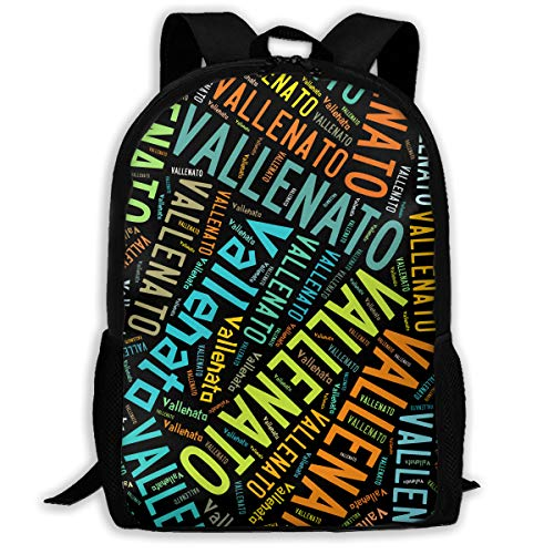 (X-JUSEN Unisex Adult Columbus Ohio Travel Laptop Backpack, Student Rucksack, Double Shoulders Nylon Oxford Cloth Bag Bookbag Daypack)