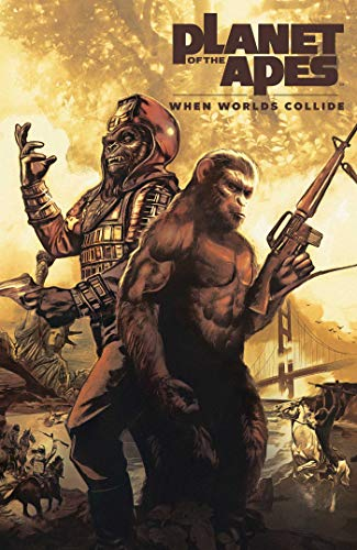 Pdf Graphic Novels Planet of the Apes: When Worlds Collide