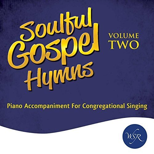 Audio CD-Soulful Gospel Hymns (V2) (Piano Accompaniment) by Worship Service Re (2014-01-01? by