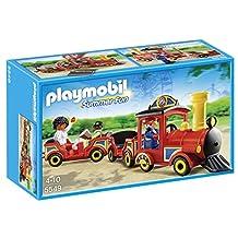 Playmobil Summer Fun - Train & Lokomotive