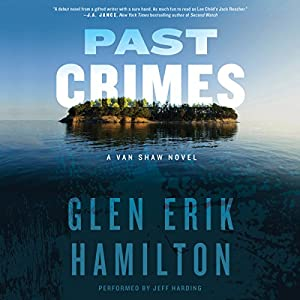 Past Crimes Audiobook