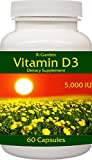 R-Garden Vitamin D3 – 5,000 IU, 60 caps. Review