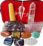 Do you have physical ailments, emotional problems or spirituality conflicts? Everything in this universe is a vibration, including you. Each part of your body, chakras, mind, and thoughts are vibrations as well. Crystals have a specific and clear vib...
