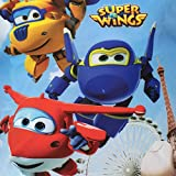 Super Wings Boys' Jett Donnie and Jerome Two