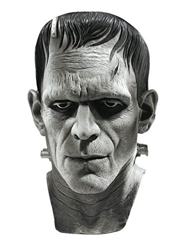 Rubie's - Universal Studios Silver Screen Edition Frankenstein Mask, Multi Color, One Size -