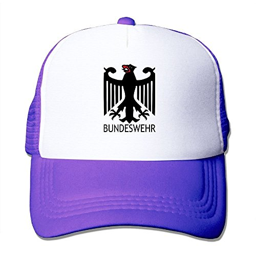 Patch Eagle Bundeswehr Vec Snapback Hats Adjustable Unisex Mens (Bundeswehr Hat)