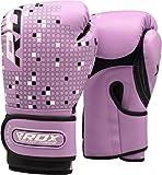 RDX Maya Hide Leather Kids Boxing