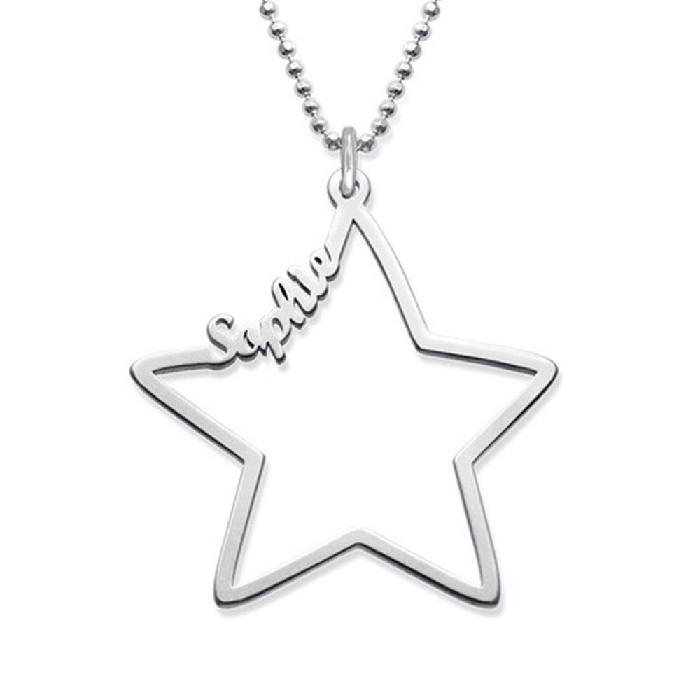 zgshnfgk Custom Lettering Jewelry Bridesmaid Gifts with Personalized Names