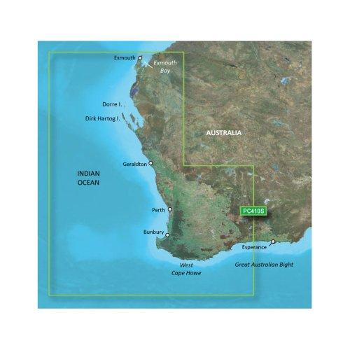 Bay Microsd - Garmin Bluechart G2 - HXPC410S - Esperance To Exmouth Bay - MicroSD & SD