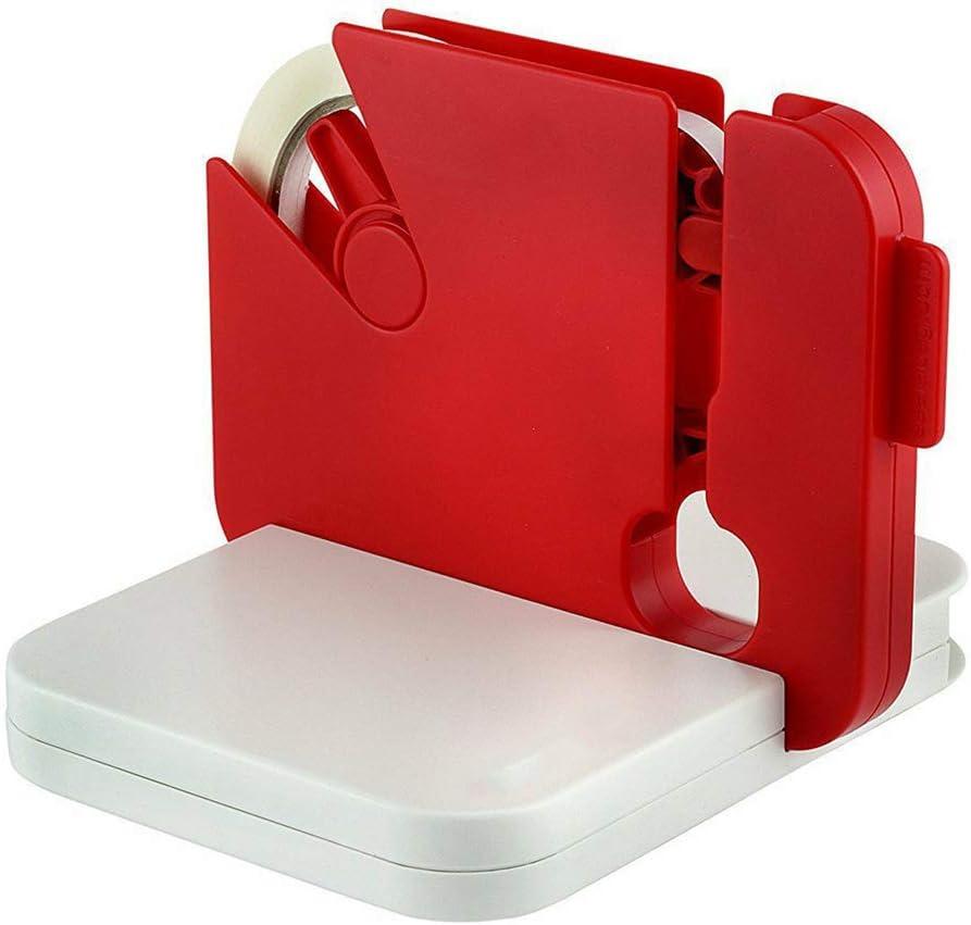 Secadora Manual, Mini Máquina De Sellado De Bolsas, Máquina De Sellado Manual, Bolsa De Plástico Sellada Para Alimentos, Utensilios De Cocina, Alimentos, Papas Fritas, Refrigerios, Cinta Especial,Rojo