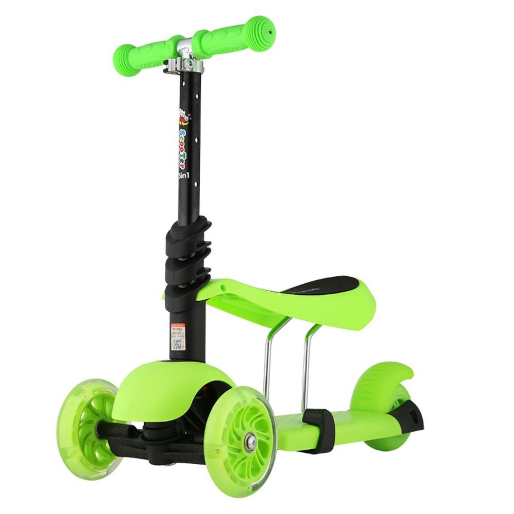 3 の 1 が キック スクーター, リムーバブル席と 2-14 子供のため -D 乗り物,幼児 の 男 三輪車,高さ調節可能 幅広のデッキ が Flash ホイール 子供のため 2-14 -D 55x25cm(22x10inch) B07FL2JG5Q 55x25cm(22x10inch) F F 55x25cm(22x10inch), アクセサリーFelice Japan:f30a4e2d --- rchagen.ru