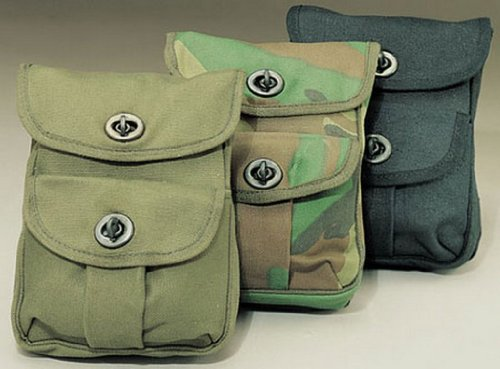 Rothco 2 Pocket Ammo Pouch Wallet product image
