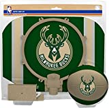 NBA Milwaukee Bucks Slam Dunk Softee Hoop Set