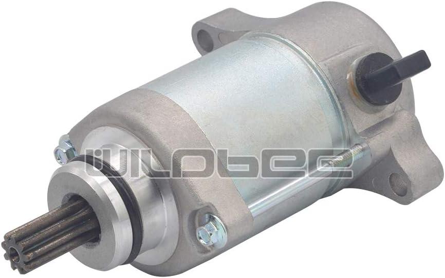 RXV550 2006-2013 SXV550 2006-2015 SXV450 2006-2013 WildBee Motore de Arranque Compatible con AP9150090 Aprilia RXV450 2006-2015
