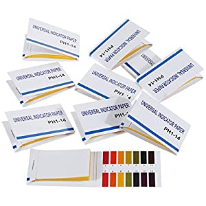 Faburo 800 Strisce Indicatore di pH Cartina Tornasole per la Misurazione del pH da 1 a 14-Ottimo per testare molte… 51dbfSB221L. SS300