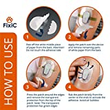 Fixic – Adhesive Patches for G6 – 25 Pack