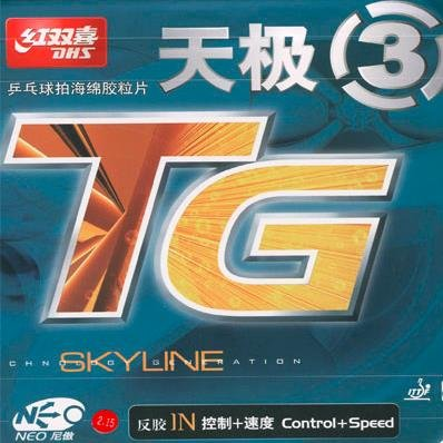 Best Price DHS Skyline TG3 NEO Offensive Chinese Table Tennis Rubber Topsheet