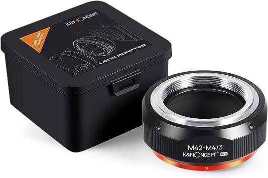 K F Concept M4 3 High Precision Adapter Ring Lens Elektronik