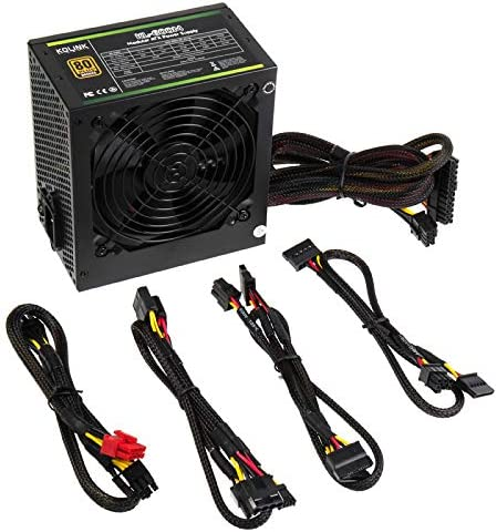Components  Power Supplies PSU Kolink KL-850M 850W 80 Plus Bronze Modular Power Supply