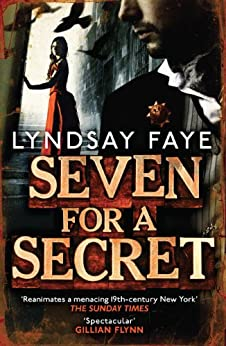 Seven for a Secret (Gods of Gotham 2)