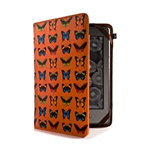 Funda Kindle 4 - Diseño Mariposas