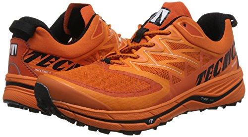 Tecnica Inferno X Lite 3.0ms Naranja/Negro–Zapatillas trail running para hombre -