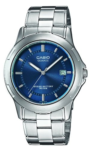 Casio Herrenarmbanduhr Casio Collection MTP-1219A-2AVEF