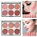 shamrock58 Blush Palette Cosmetics Powder Makeup