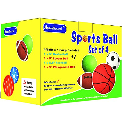 Review Set of 4 Sports