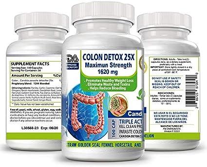 Colon Detox ecologic, 90 capsule, Republica BIO | Catena | Preturi mici!