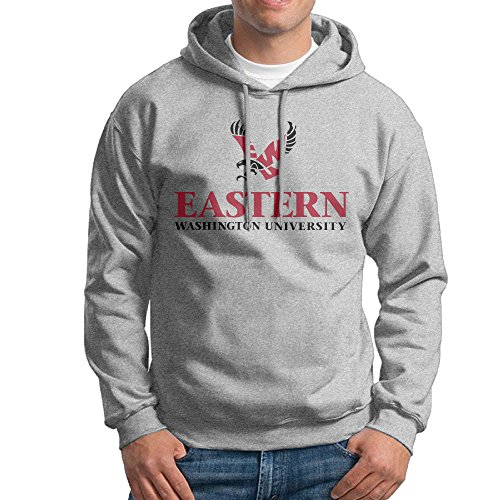 FUOALF Mens Pullover Eastern Washington  - Swoop Pullover Hoodie Shopping Results