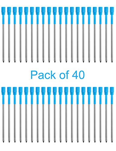 (Pen Refills Replacement Ballpoint 3.2'' inch (can be cut into 2.75