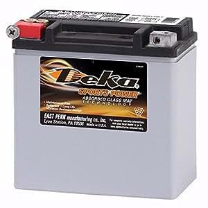 Deka Sports Power ETX14 Battery