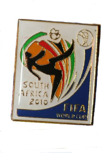 (South Africa FIFA World Cup 2010 Metal Lapel Pin Badge New)