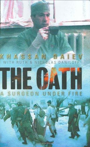The Oath: A Surgeon Under Fire pdf