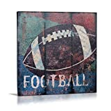 Green Frog Sports Themed Canvas Wall Art Great