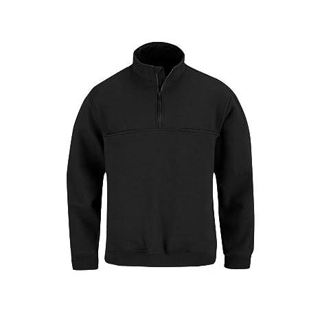 7fe19502d5d Amazon.com  Propper Men s 1 4 Zip Job Pullover Shirt  Sports   Outdoors